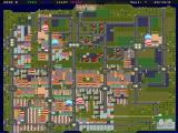 plan d'une ville