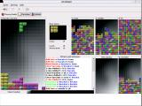 écran de jeu de la version GTK